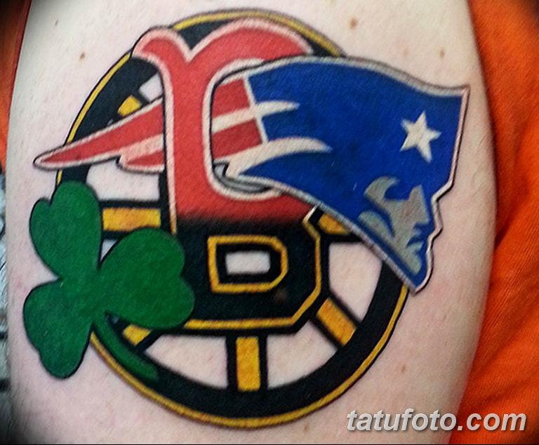 фото спортивных тату 16.03.2019 №070 - sports tattoo photos - tatufoto.com