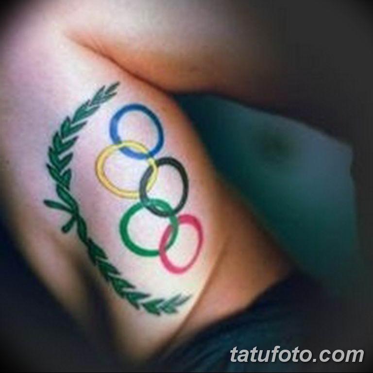 фото спортивных тату 16.03.2019 №136 - sports tattoo photos - tatufoto.com