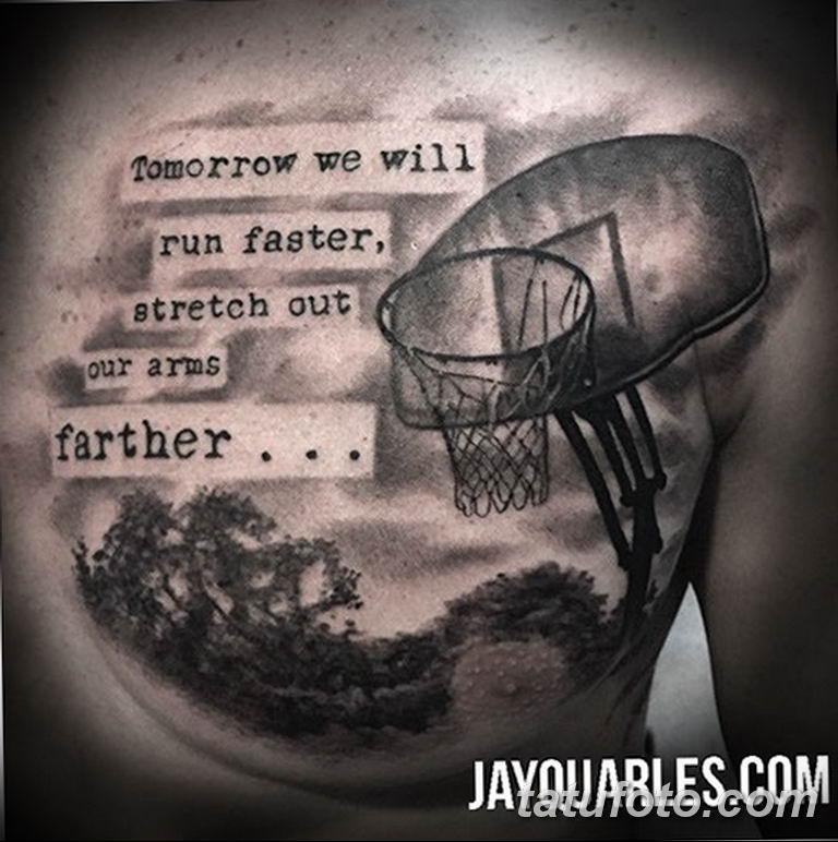 фото спортивных тату 16.03.2019 №175 - sports tattoo photos - tatufoto.com