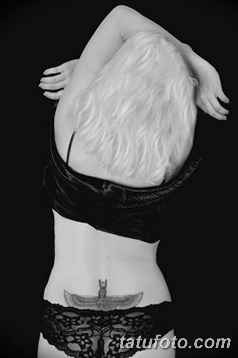 фото тату Богиня Исида 16.03.2019 №069 - Isis tattoo photo - tatufoto.com