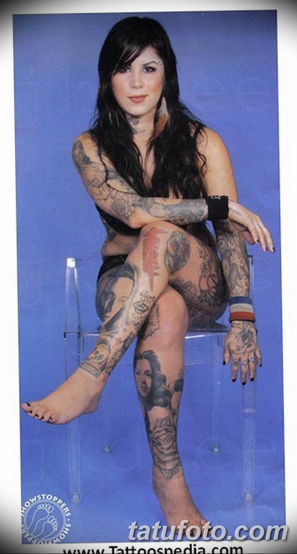 фото тату Кэт Вон Ди 16.03.2019 №213 - photo tattoo Kat Von D - tatufoto.com
