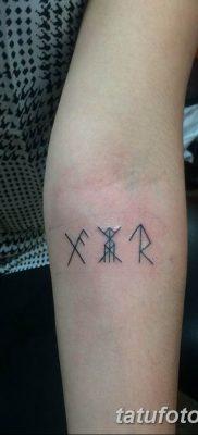 фото тату девушке для защиты удачи здоровья 18.03.2019 №011 – tattoo – tatufoto.com