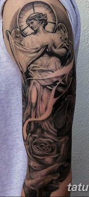 фото тату защита оберег для мужчин 18.03.2019 №017 – tattoo protection – tatufoto.com