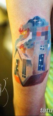 фото тату из пикселей 27.03.2019 №044 – tattoo pixel – tatufoto.com