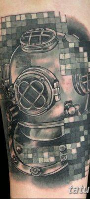 фото тату из пикселей 27.03.2019 №054 – tattoo pixel – tatufoto.com