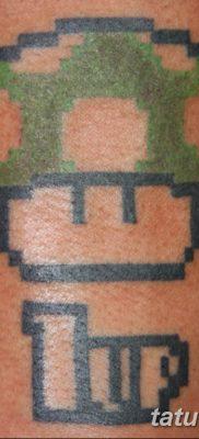 фото тату из пикселей 27.03.2019 №068 – tattoo pixel – tatufoto.com