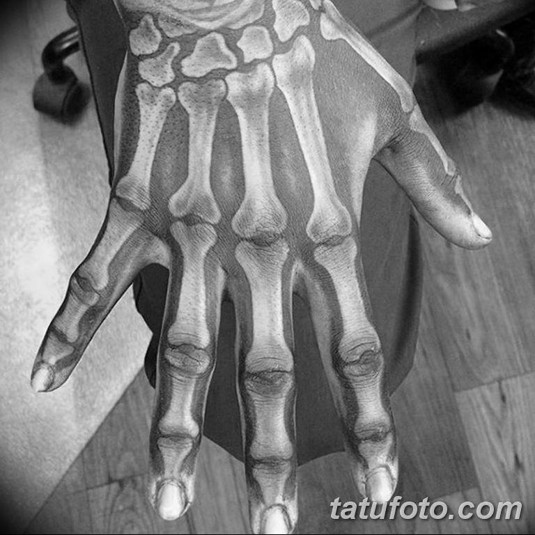 дамаса фото тату кости руки данном