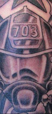 фото тату пожарных 29.03.2019 №038 – fireman tattoo – tatufoto.com