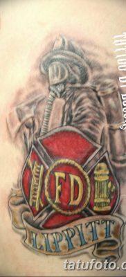 фото тату пожарных 29.03.2019 №042 – fireman tattoo – tatufoto.com