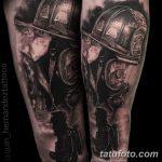 фото тату пожарных 29.03.2019 №046 - fireman tattoo - tatufoto.com