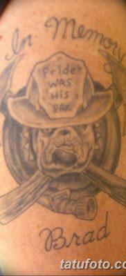 фото тату пожарных 29.03.2019 №049 – fireman tattoo – tatufoto.com