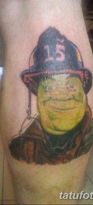фото тату пожарных 29.03.2019 №053 – fireman tattoo – tatufoto.com