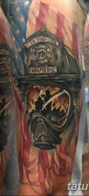 фото тату пожарных 29.03.2019 №058 – fireman tattoo – tatufoto.com