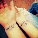 фото тату римские цифры 05.03.2019 №011 - photo tattoo roman numerals - tatufoto.com