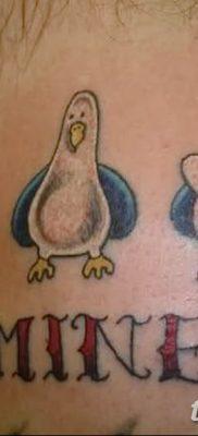 фото тату чайка 06.03.2019 №059 – photo tattoo seagull – tatufoto.com