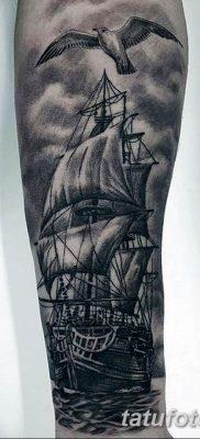 фото тату чайка 06.03.2019 №061 – photo tattoo seagull – tatufoto.com