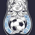 фото футбольный мяч 29.03.2019 №051 - tattoo soccer ball - tatufoto.com