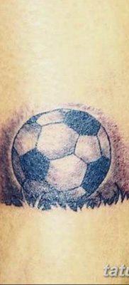 фото футбольный мяч 29.03.2019 №094 – tattoo soccer ball – tatufoto.com