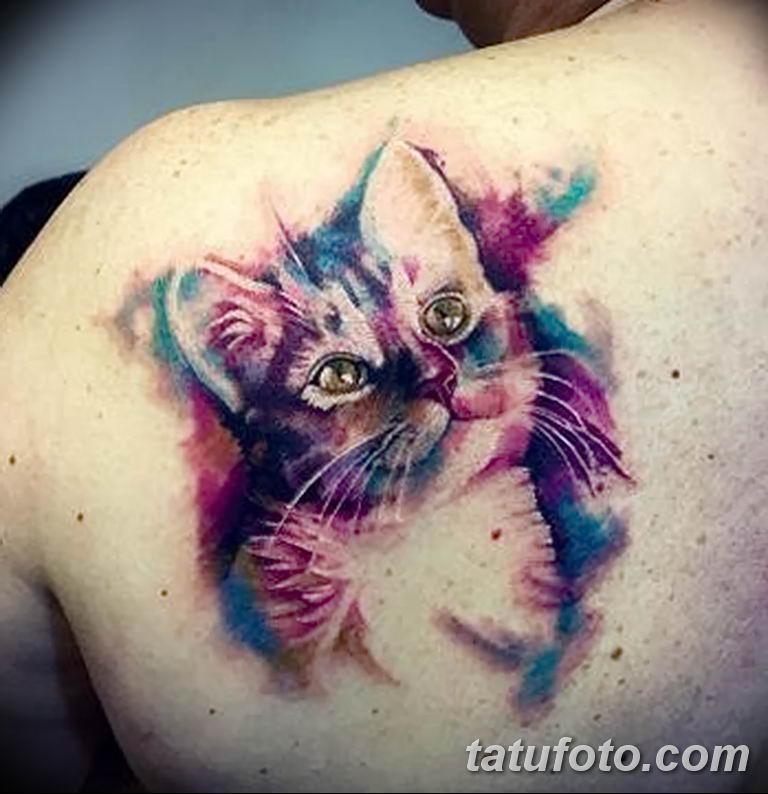 фото яркой татуировки 04.03.2019 №049 - photo bright tattoo - tatufoto.com