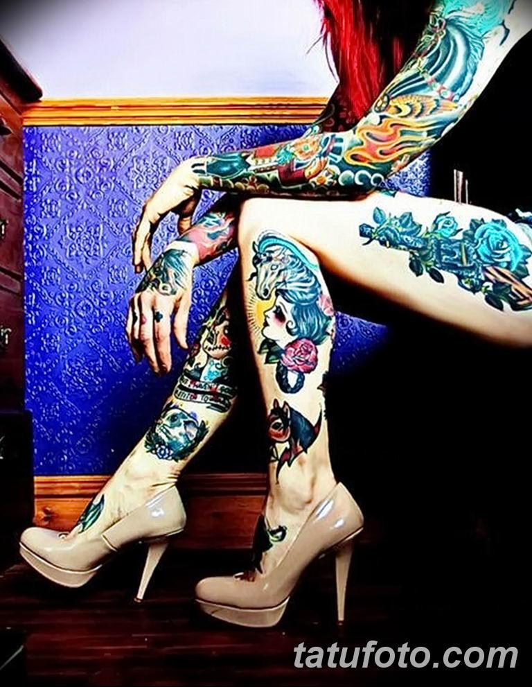 фото яркой татуировки 04.03.2019 №115 - photo bright tattoo - tatufoto.com