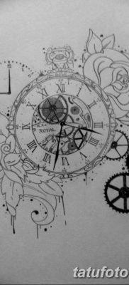 черно белый эскиз тату для предплечья 09.03.2019 №011 – tattoo sketch – tatufoto.com