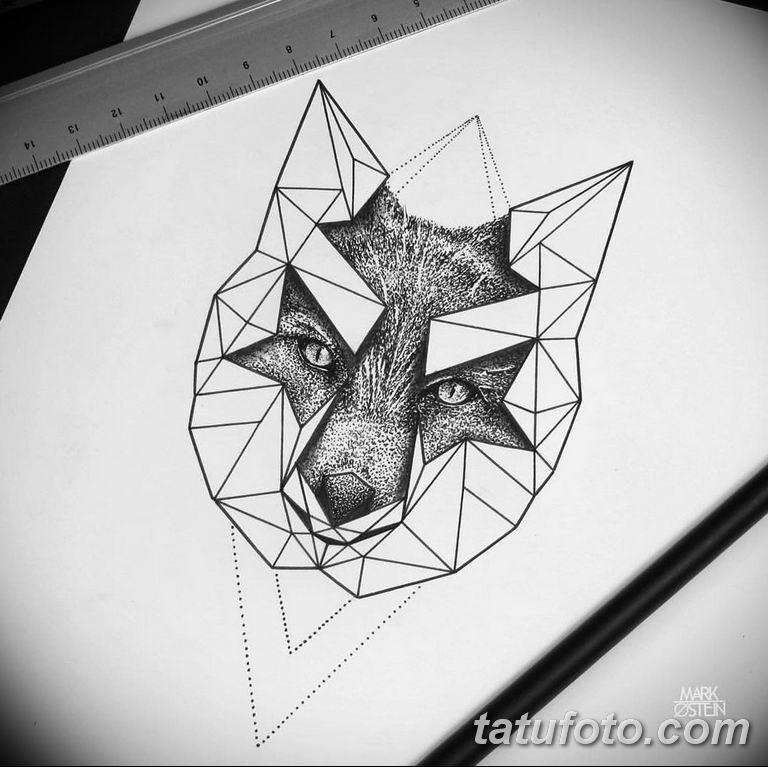 черно белый эскиз тату пример 09.03.2019 №085 - tattoo sketch - tatufoto.com