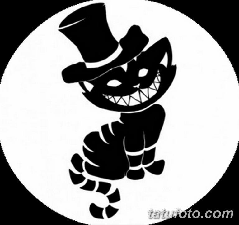 черно белый эскиз тату рисункок вариант 11.03.2019 №025 - tattoo sketch - tatufoto.com