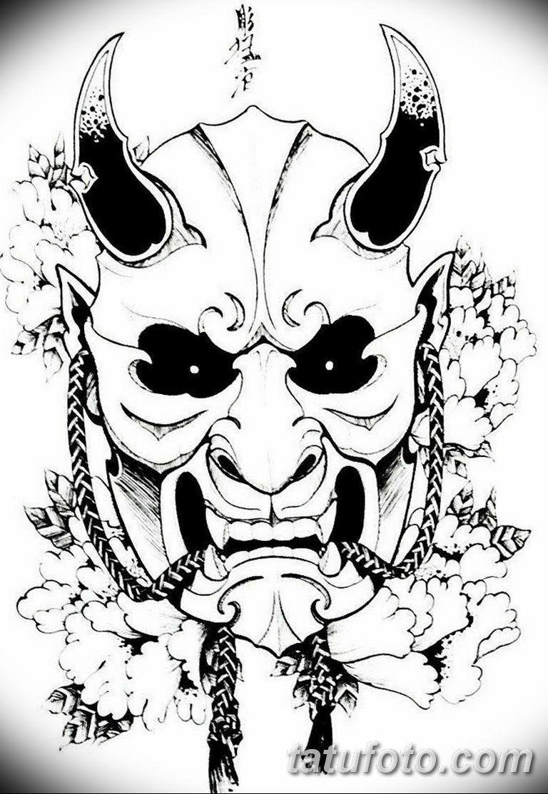 черно белый эскиз тату рисункок вариант 11.03.2019 №041 - tattoo sketch - tatufoto.com