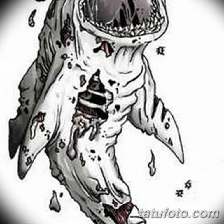 черно белый эскиз тату рисункок вариант 11.03.2019 №042 - tattoo sketch - tatufoto.com