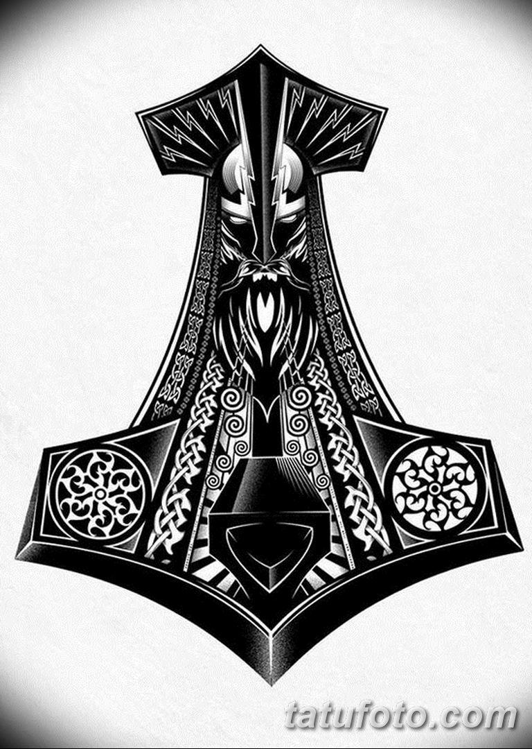 черно белый эскиз тату рисункок вариант 11.03.2019 №048 - tattoo sketch - tatufoto.com