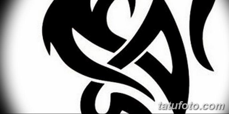 черно белый эскиз тату рисункок вариант 11.03.2019 №052 - tattoo sketch - tatufoto.com