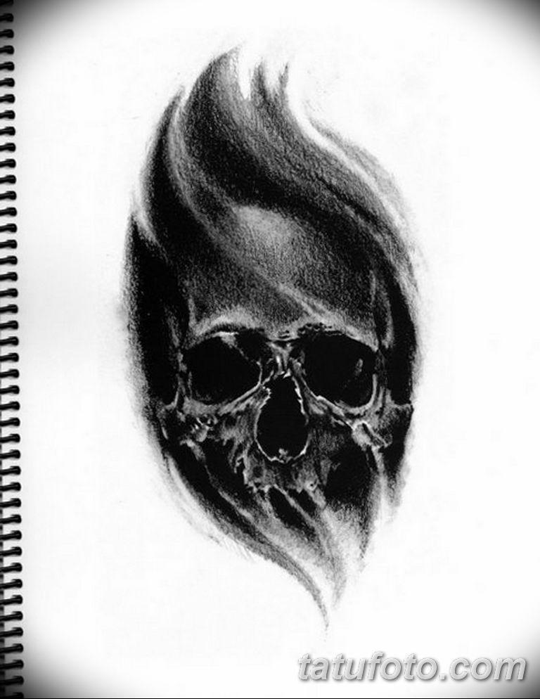 черно белый эскиз тату рисункок вариант 11.03.2019 №055 - tattoo sketch - tatufoto.com