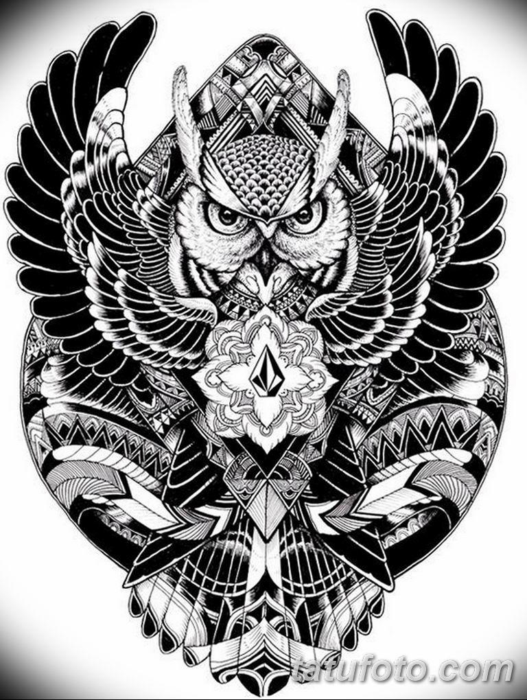 черно белый эскиз тату рисункок вариант 11.03.2019 №068 - tattoo sketch - tatufoto.com
