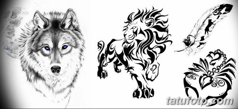черно белый эскиз тату рисункок вариант 11.03.2019 №069 - tattoo sketch - tatufoto.com