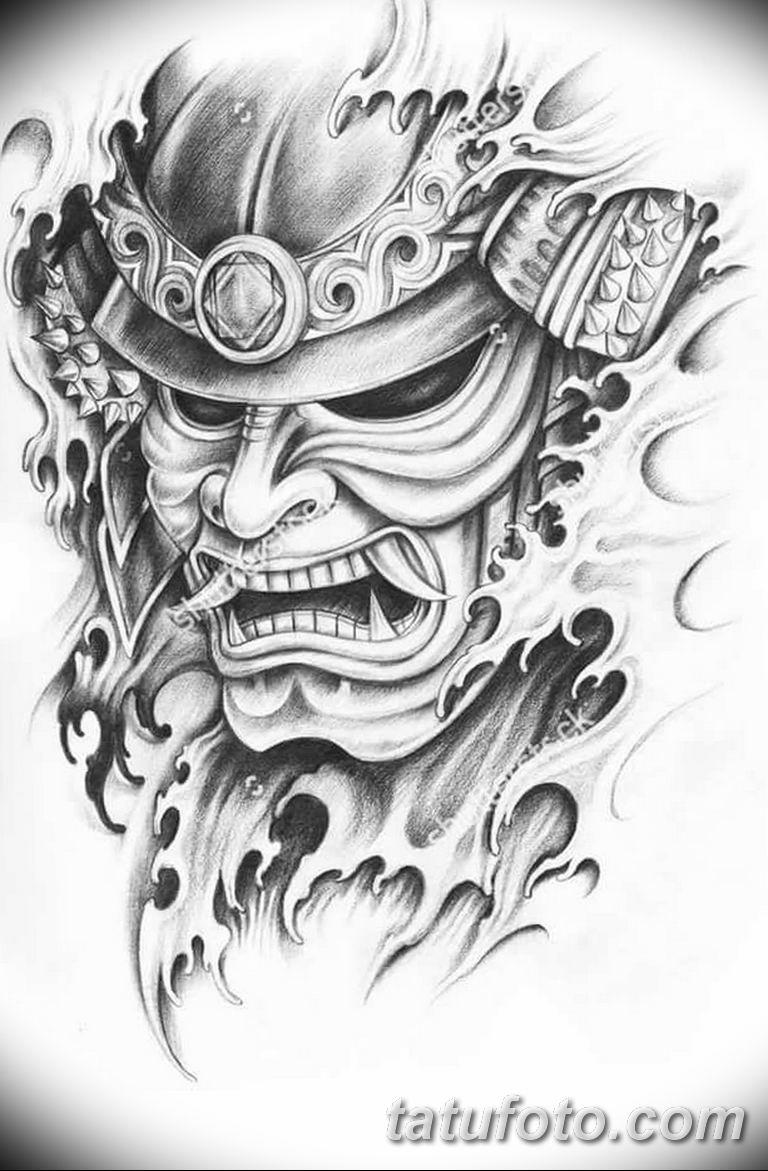 черно белый эскиз тату рисункок вариант 11.03.2019 №082 - tattoo sketch - tatufoto.com