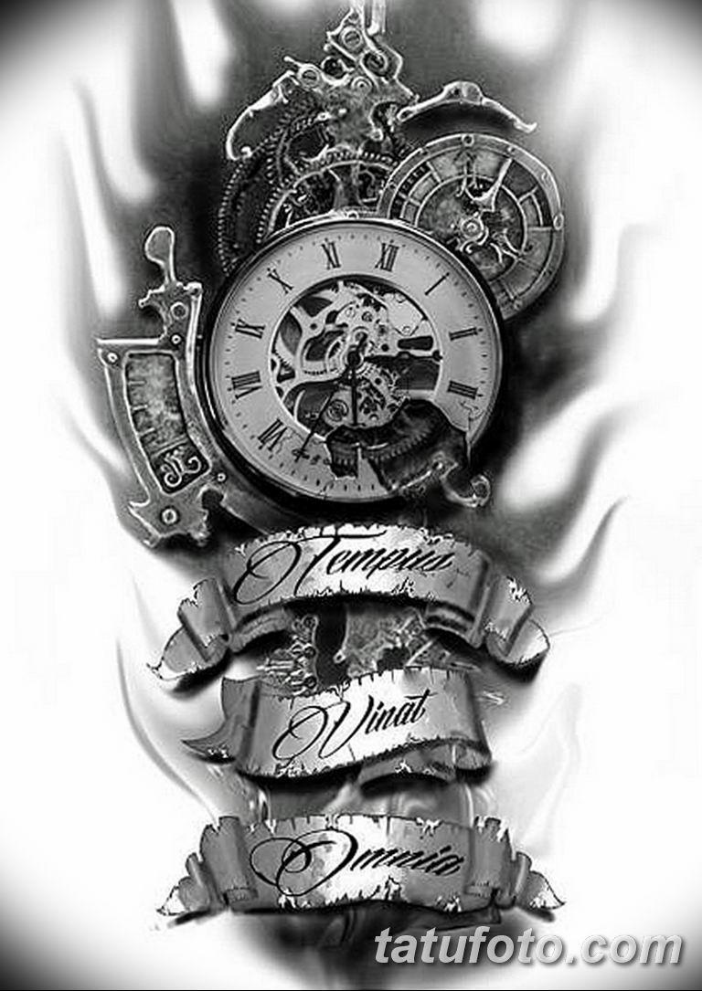 черно белый эскиз тату рисункок вариант 11.03.2019 №091 - tattoo sketch - tatufoto.com