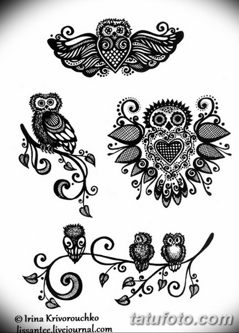 черно белый эскиз тату рисункок вариант 11.03.2019 №108 - tattoo sketch - tatufoto.com