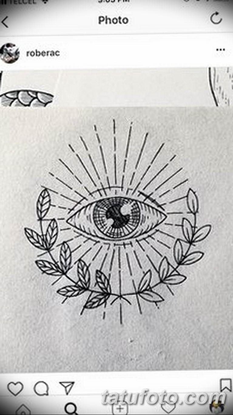 черно белый эскиз тату рисункок веточки 11.03.2019 №029 - tattoo sketch - tatufoto.com