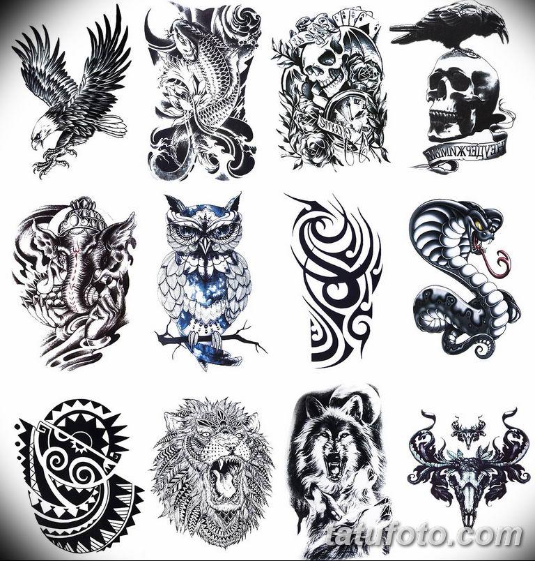 черно белый эскиз тату рисункок для парней11.03.2019 №006 - tattoo sketch - tatufoto.com