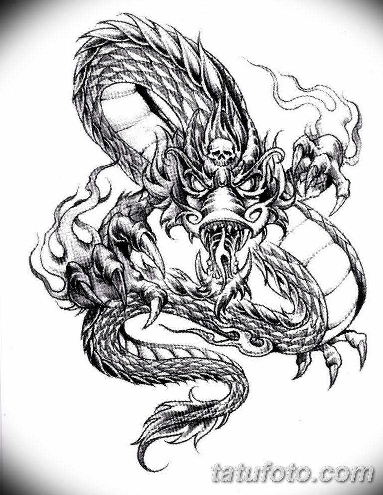 черно белый эскиз тату рисункок для парней11.03.2019 №018 - tattoo sketch - tatufoto.com