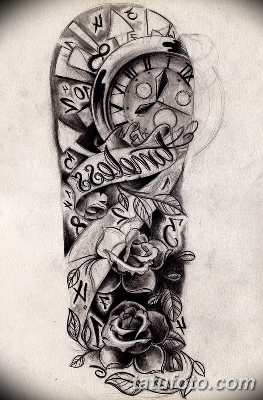 черно белый эскиз тату рисункок для парней11.03.2019 №020 - tattoo sketch - tatufoto.com