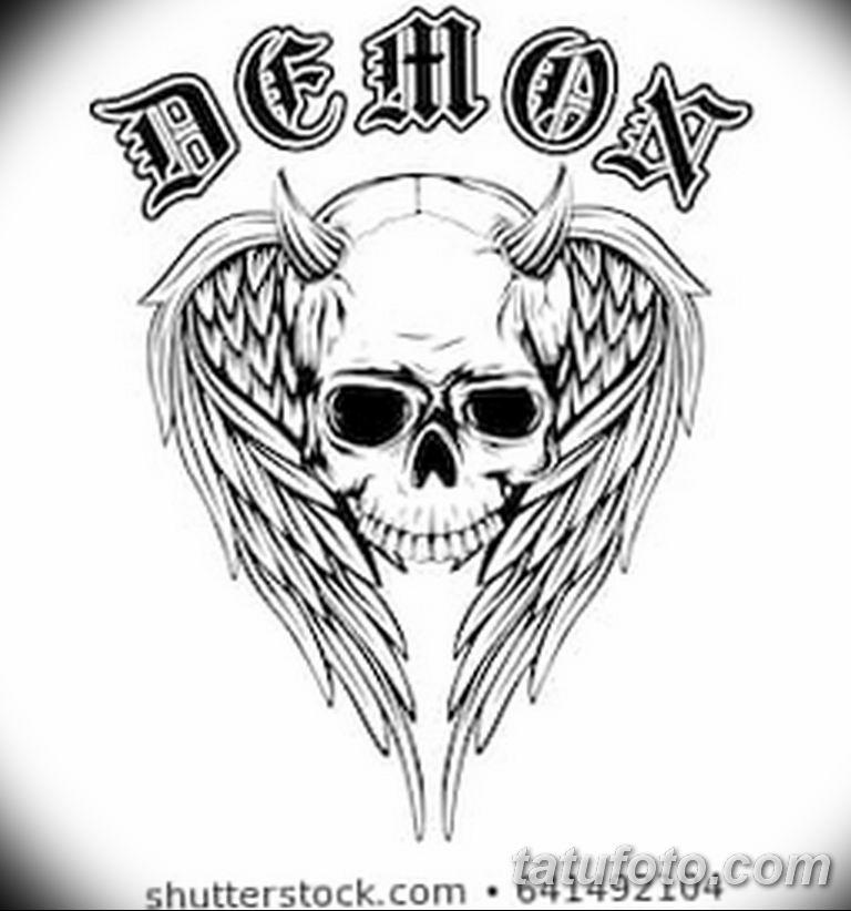 Черно белый эскиз тату с цветами: черно белый эскиз тату с надписью 11.03.2019 №008