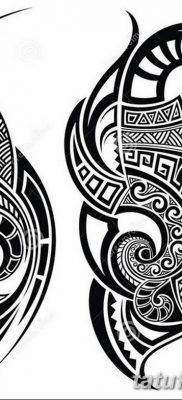 черные тату эскизы на руку – 08032019 – tatufoto.com – 42