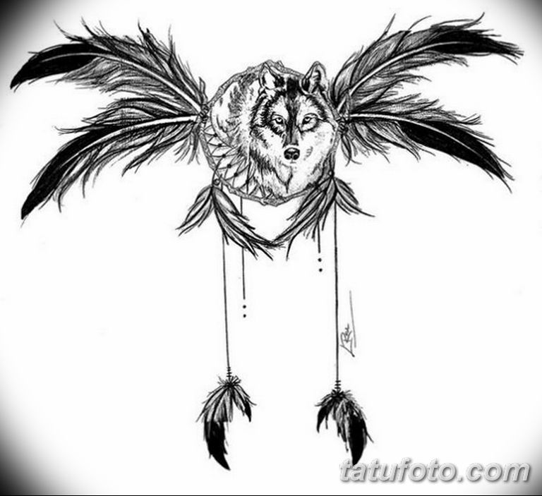 черный тату эскиз для девушки 08.03.2019 №086 - tattoo sketches - tatufoto.com