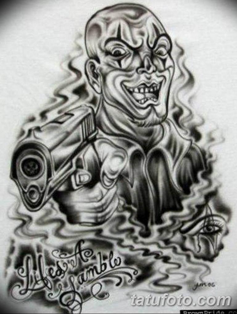 чикано тату эскизы девушки 08.03.2019 №045 - tattoo sketches - tatufoto.com