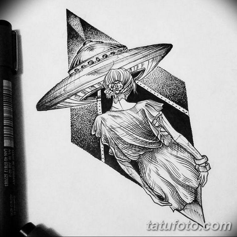 эскизы тату для девушек геометрия 08.03.2019 №021 - tattoo sketches - tatufoto.com