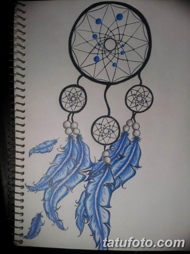 эскизы тату ловец снов для девушек 08.03.2019 №006 - tattoo sketches - tatufoto.com