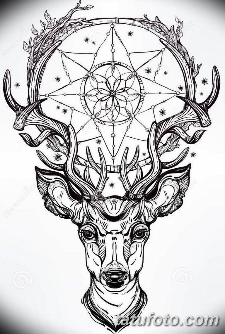 эскизы тату ловец снов для девушек 08.03.2019 №031 - tattoo sketches - tatufoto.com