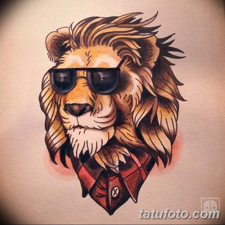 эскизы тату львов для девушек 08.03.2019 №012 - tattoo sketches - tatufoto.com