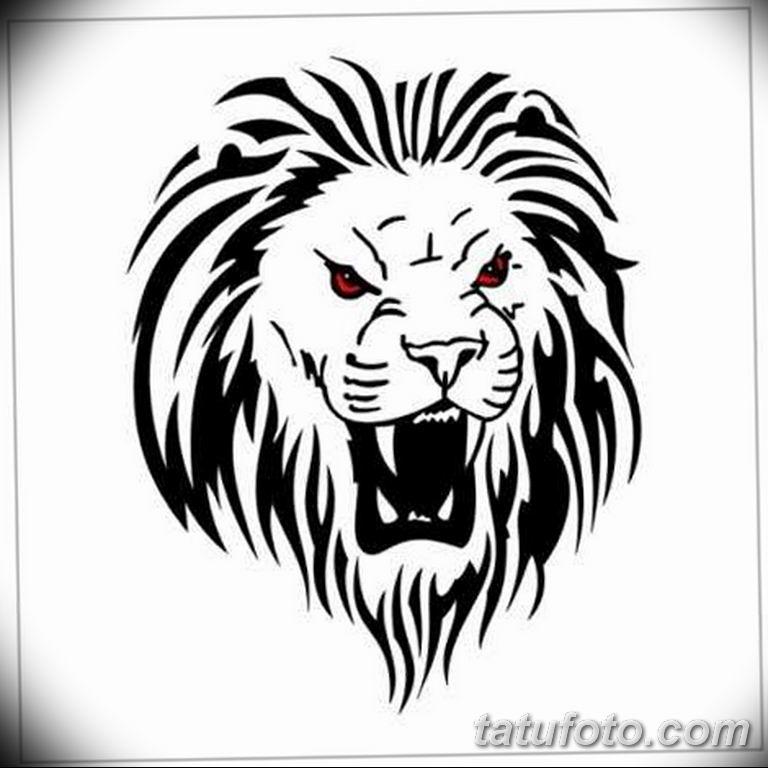 эскизы тату львов для девушек 08.03.2019 №021 - tattoo sketches - tatufoto.com
